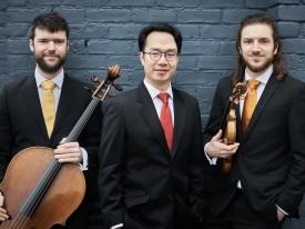 Linos Piano Trio Concert (4pm)