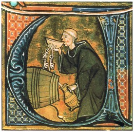 Medieval wine tour of London