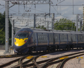 WEBINAR: ON THE RIGHT TRACK? THE FUTURE OF RAIL IN THE UK