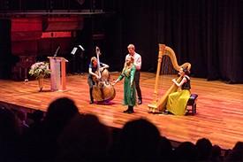 POSTPONED: ROSL Mixed Ensembles Prize