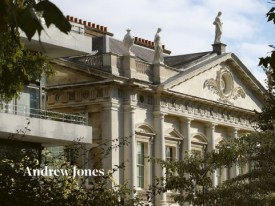ROSL Book Talk: The Buildings of Green Park by Andrew Jones