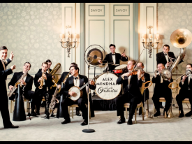 Tune into the Twenties with Alex Mendham and his Orchestra