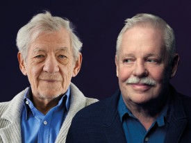 Online Talk: Armistead Maupin and Ian McKellen