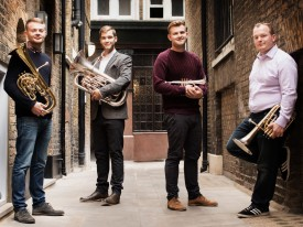 Livestream Concert: A4 Brass - Live from the PAH