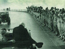 Online Book Talk: How Churchill Waged War with Allen Packwood