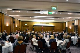 Chairman's Dinner with ROSL ARTS Concert