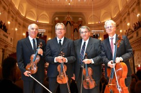 Fine Arts Quartet - in association with the LCMS