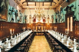 The Movable Feast: The Armourers' Hall