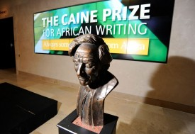 An evening of African Writing with the Caine Prize