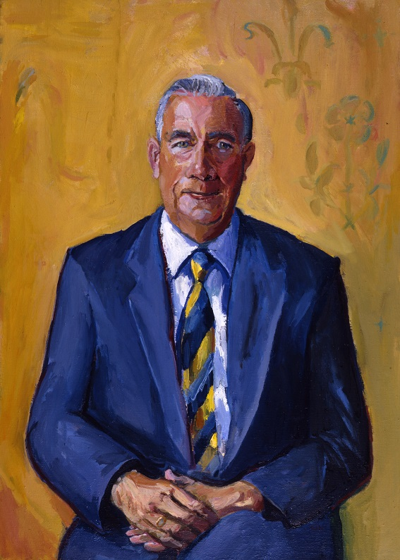 Sir Lawrence Byford 1989 92 by Jane Walker s