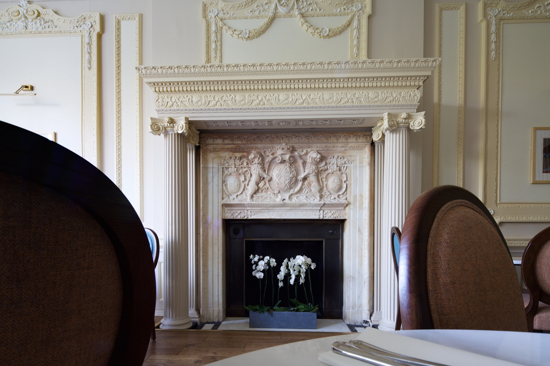 Brabourne fireplace