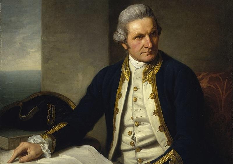 Transit of Venus - Captain Cook 1769