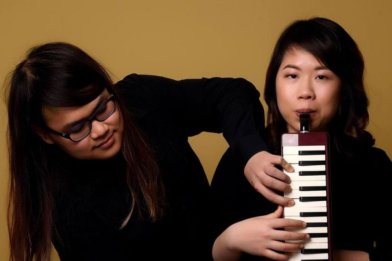 Singapore Success for B-L Piano Duo