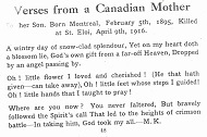 1917 Canadian mother Thumbnail