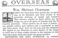 1916 War Shrines Overseas Thumbnail