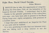 1917 David Lloyd George message Thumbnail