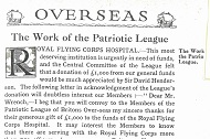 1917 Royal Flying Corps Hospital Thumbnail