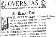 1918 Hamper Fund Thumbnail